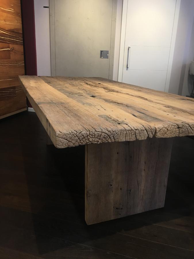 Tisch altholz latest jogltisch altholz jogltisch vollholz for Tisch altholz